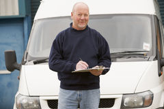 Delivery Jobs Man with Van